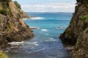 Uitzicht over de Bay of Islands