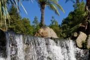 Mooi doorkijkje in het Kiwi Experience park