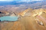 Tongariro National Park - Panorama