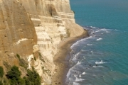 Kidnappers cliff