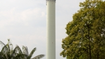 Kuala Lumpur International Airport Air Traffic Control Tower
