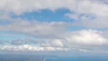 Eerste blik op Nieuw-Zeeland vanuit Malaysia Airlines Boeing 777-200 (9M-MRG)
