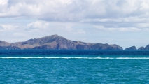 Panorama van de Bay of Islands