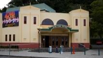 Theater in Napier