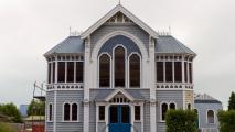 Kerkje in Nelson