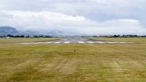 Start/landingsbaan van Nelson Airport