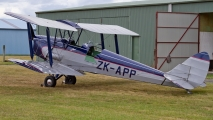 De Havilland DH-82 Tiger Moth (ZK-APP)