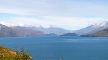 Lake Wanaka - Panorama uitzicht