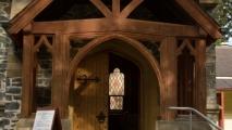 Engelse kerk in Queenstown