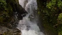 Wéér een waterval