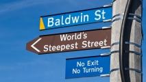 De steilste straat ter wereld