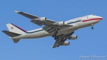Korean Airforce Boeing 747-400