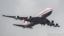 Japan Airforce #2 Boeing 747-400