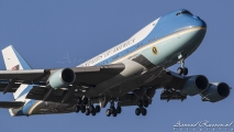 USAF Boeing VC-25 (Air Force One)