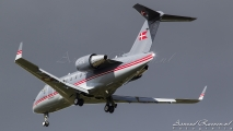 Royal Danish Airforce Challenger CL-604