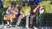 Lokale inwoners van Arequipa