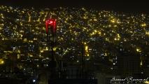 La Paz bij nacht