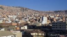 La Paz bij ochtend