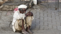 Het leven op straat in Pune
