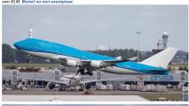 Luchtvaartnieuws 24 aug 2020 - Laatste vlucht KLM Boeing 747-400 (PH-BFN)