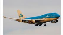 Luchtvaartnieuws: 25-10-2020 - Laatste KLM Boeing 747-400 landing op Schiphol