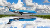 Het NRC - 27 oktober 2017 - Geschiedenis van de Fokker bij KLM