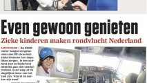 Algemeen Dagblad Rotterdam (8 oct 2011)