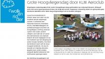KLM Wolkenridder Actueel (WRA) - Staff magazine (11 april 2012)