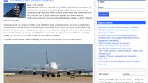 Luchtvaartnieuws: 06-06-2016 - Ed Force One Schiphol