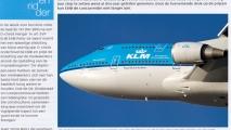 KLM Wolkenridder Actueel (WRA) - Staff magazine (09 jan 2012)