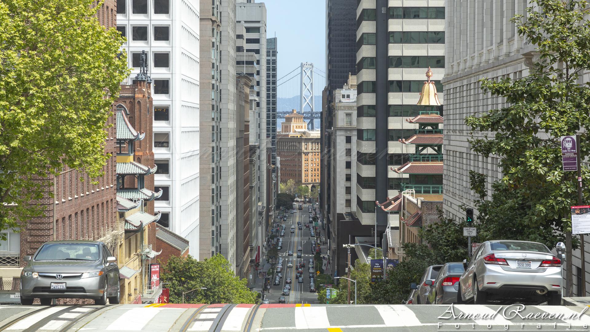 San Franciscio - California Street