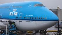 KLM Boeing 747-700 PH-BFG @ Schiphol.
