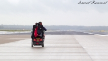 Wheelchair runwayrun!