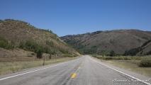 Highway 89 naar Alpine