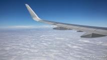 Wolkendek = weg uitzicht