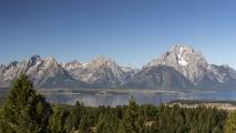 Signal Mountain - Grand Tetons