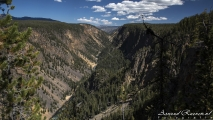Grand Canyon of the Yellowstone - Point Sublime