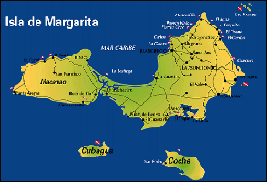 Isla Margarita – Juni 2002