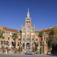 Barcelona – Oktober / November 2008