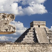 Mexico, Belize, Honduras & Guatemala – November / December 2008